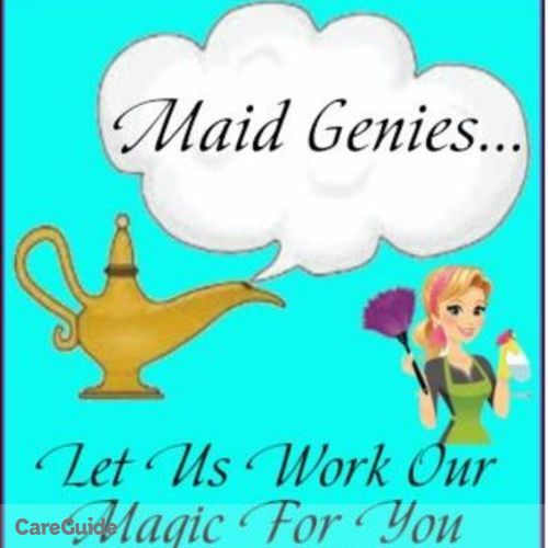 Housekeeper Provider Maid Genies's Profile Picture