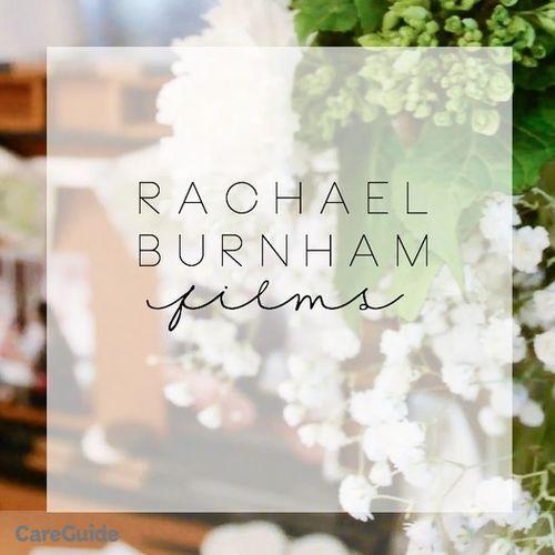 Videographer Provider Rachael Burnham's Profile Picture