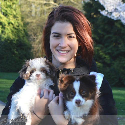 Canadian Nanny Provider Oriana Rodriguez's Profile Picture