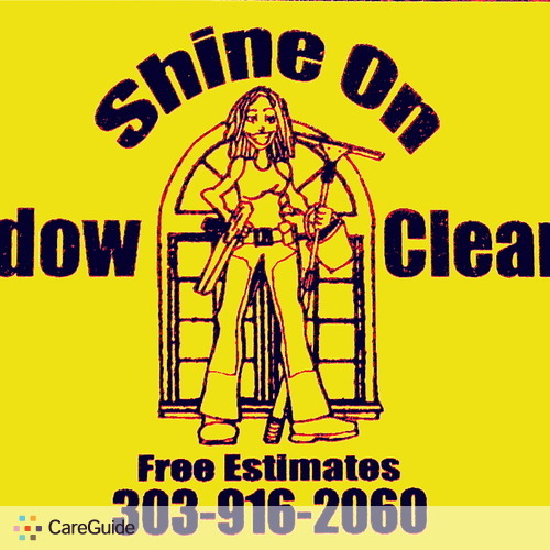 Housekeeper Provider Shine On Window Cleaning's Profile Picture
