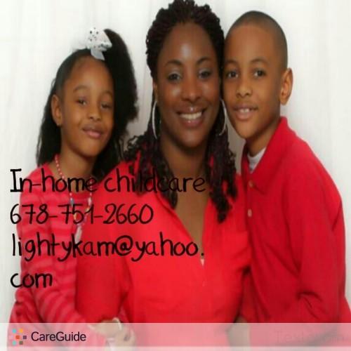 Child Care Provider Kamara Lighty's Profile Picture
