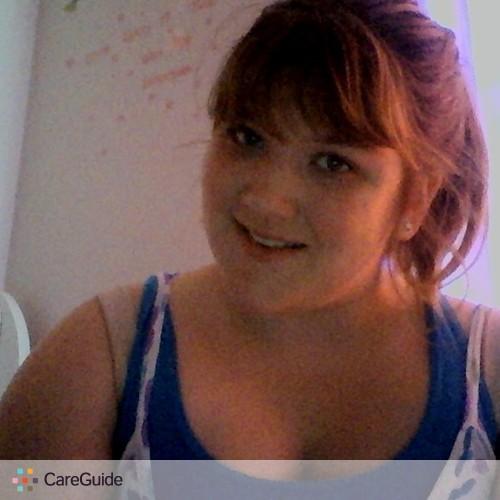 Child Care Provider Sabrina B's Profile Picture