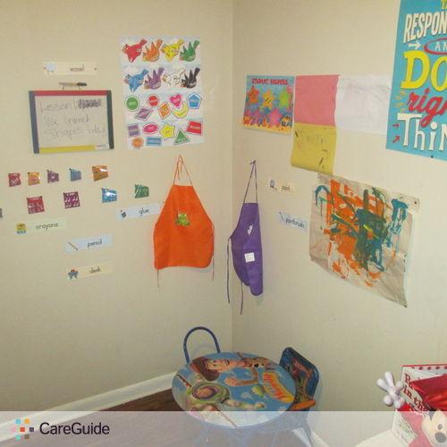 Child Care Provider Brandi T's Profile Picture