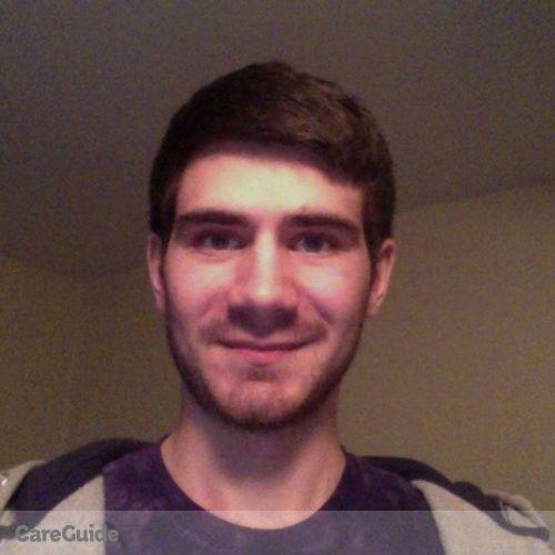 Pet Care Provider Alex Ferrato's Profile Picture