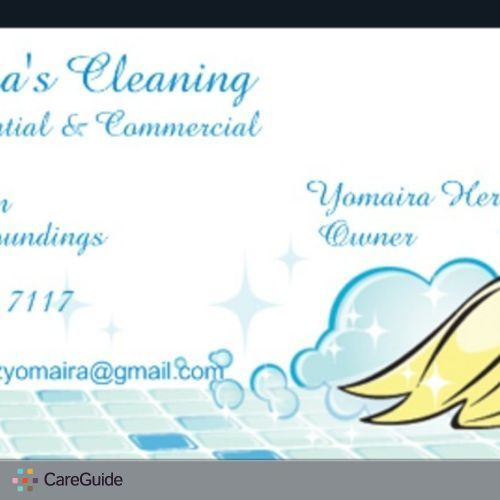 Housekeeper Provider Yomaira Hernandez's Profile Picture