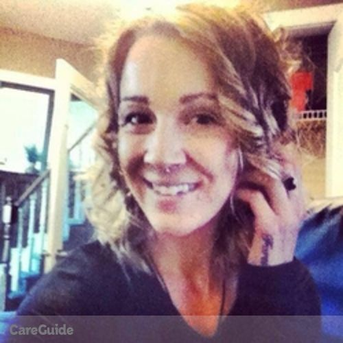 Canadian Nanny Provider Angelina Claughton's Profile Picture