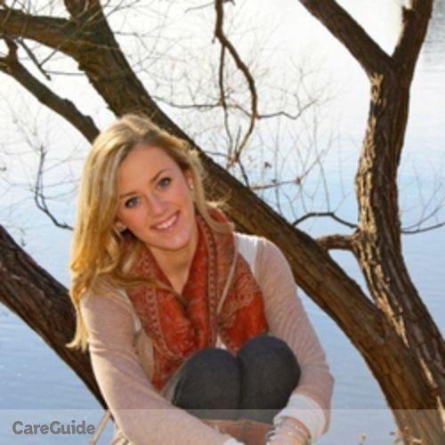 Canadian Nanny Provider Brittany Fitzgerald's Profile Picture