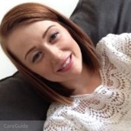 Canadian Nanny Provider Kathryn D's Profile Picture