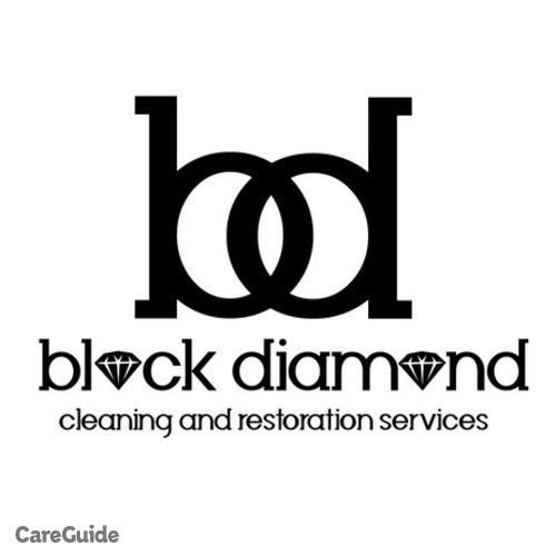 Housekeeper Provider Black Diamond Cleaning and Restoration Services's Profile Picture