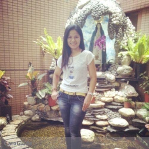 Canadian Nanny Provider Maria Rina A's Profile Picture