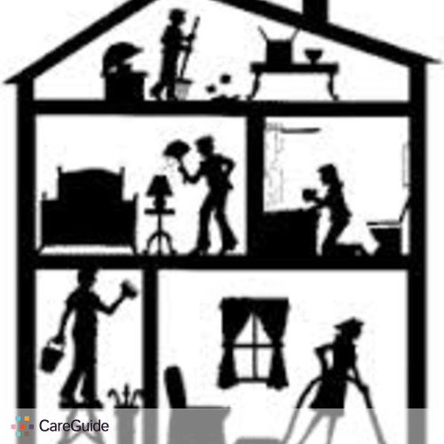 Housekeeper Provider Moura Sisters Residential Cleaning Services's Profile Picture