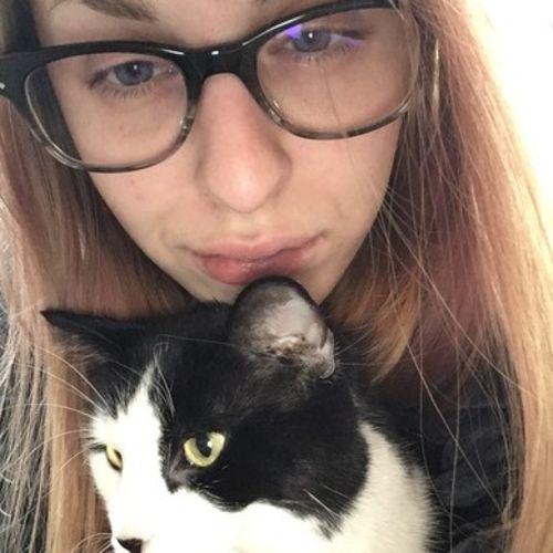 Pet Care Provider Kristina S's Profile Picture