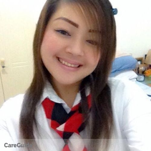 Canadian Nanny Provider Belle T's Profile Picture
