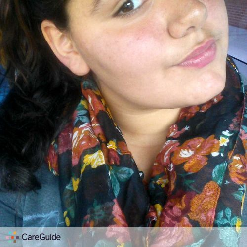 Child Care Provider Gabrielle Vera's Profile Picture