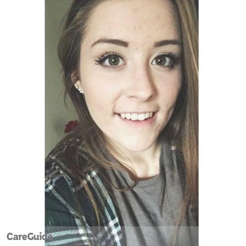 Canadian Nanny Provider Alexandra Potter's Profile Picture
