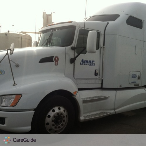Truck Driver Job J D's Profile Picture