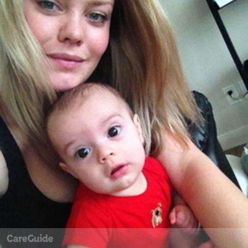 Canadian Nanny Provider Jenna Hamilton's Profile Picture