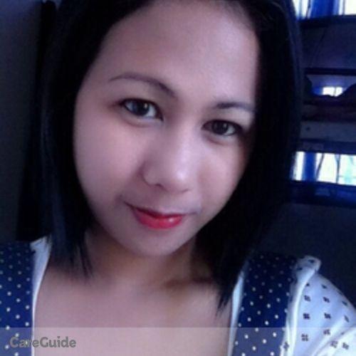 Canadian Nanny Provider Sonia Fernandez's Profile Picture