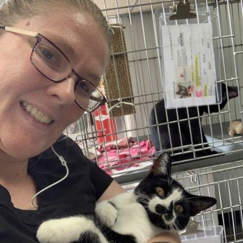 Pet Care Provider Krystal W's Profile Picture