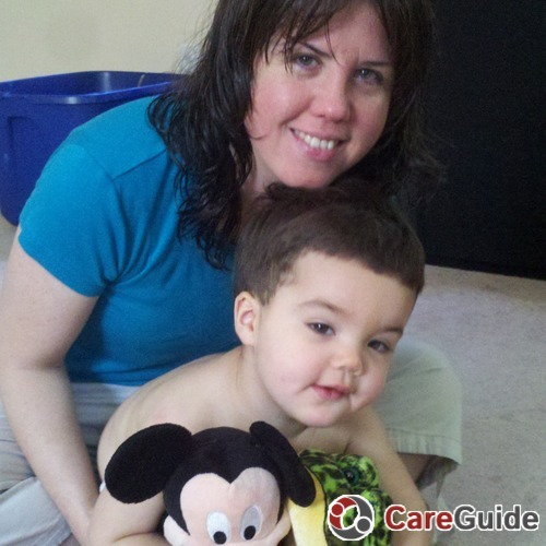 Child Care Provider Julie Olivares's Profile Picture