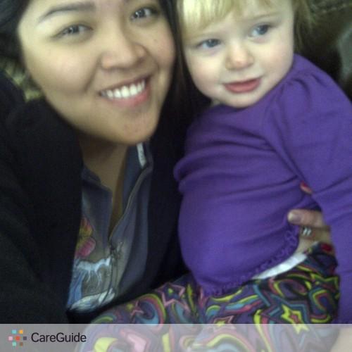 Child Care Provider Zi Advincula's Profile Picture
