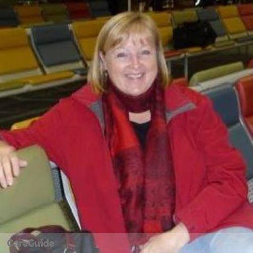 Canadian Nanny Provider Nancy Forster's Profile Picture
