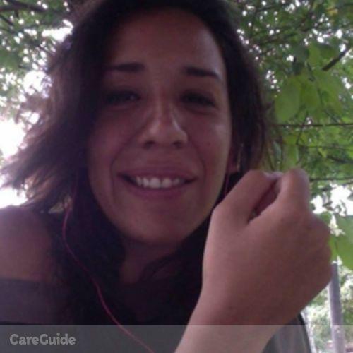 Canadian Nanny Provider Dalia Villarreal's Profile Picture