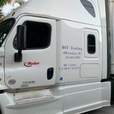 Owner of BST Trucking, LLC. We are based out of Palm Beach Gardens and run dry vans