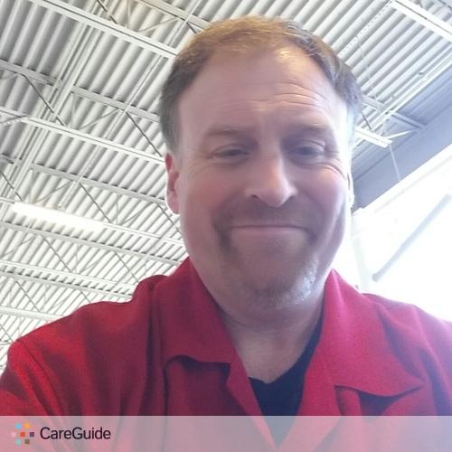 Handyman Provider Steve DeGayner's Profile Picture