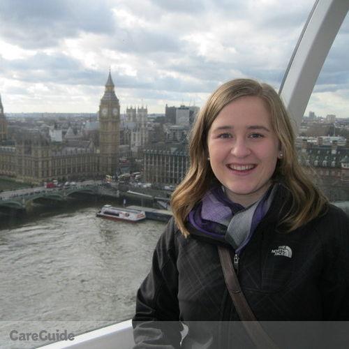 Canadian Nanny Provider Nichelle Hladki's Profile Picture