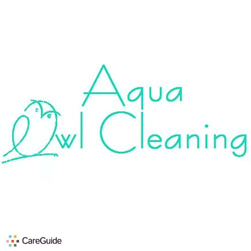 Housekeeper Provider Aqua Owl Cleaning 's Profile Picture