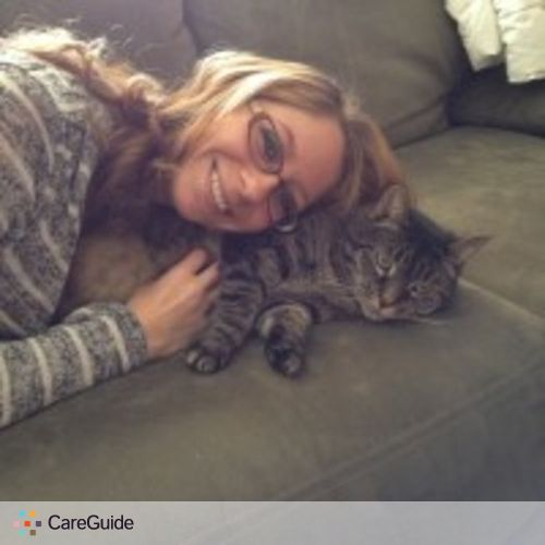 Pet Care Provider Ashlee Carter's Profile Picture