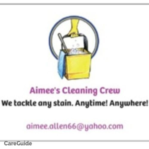 Housekeeper Provider Aimee Allen's Profile Picture