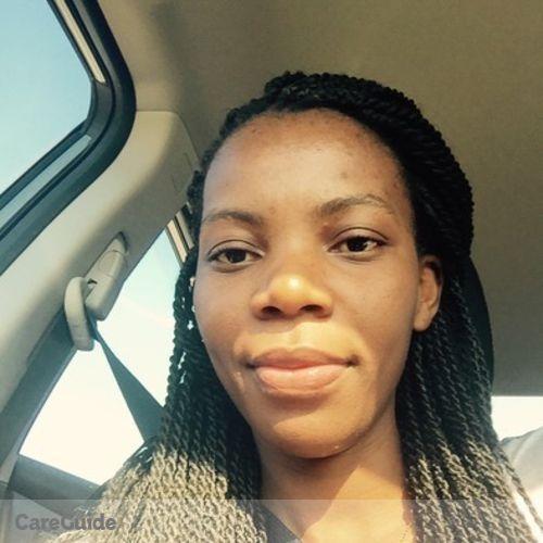 Child Care Provider Charity Ntuli's Profile Picture