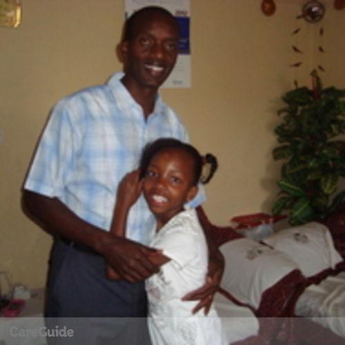 Canadian Nanny Provider Dominic Mbacho Kimani's Profile Picture