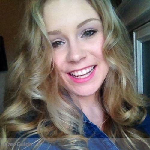 Canadian Nanny Provider Paige Van Zeben's Profile Picture