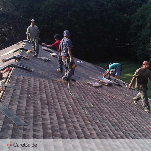 Roofer Provider Nelson T's Profile Picture