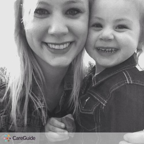 Child Care Provider Breanna F's Profile Picture