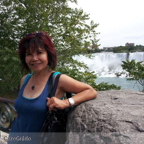 Canadian Nanny Provider Lolita S's Profile Picture