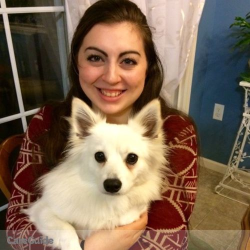 Pet Care Provider Isabelle Schlick's Profile Picture
