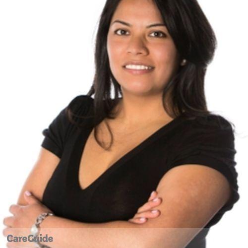 Canadian Nanny Provider Blanca Cruz's Profile Picture