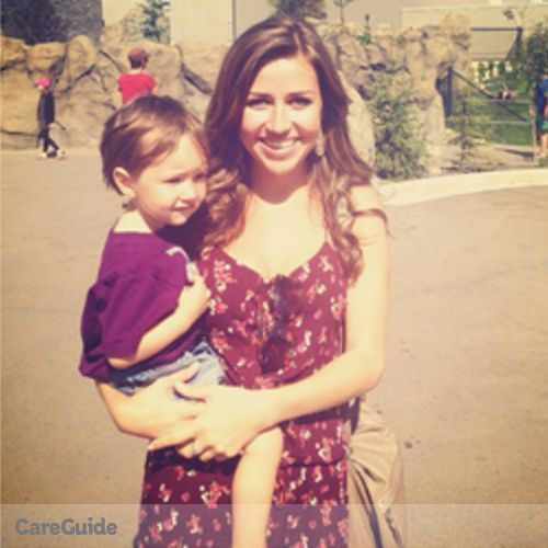 Canadian Nanny Provider Sara V's Profile Picture