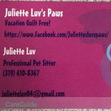 Dog Walker, Pet Sitter in Cedar Falls