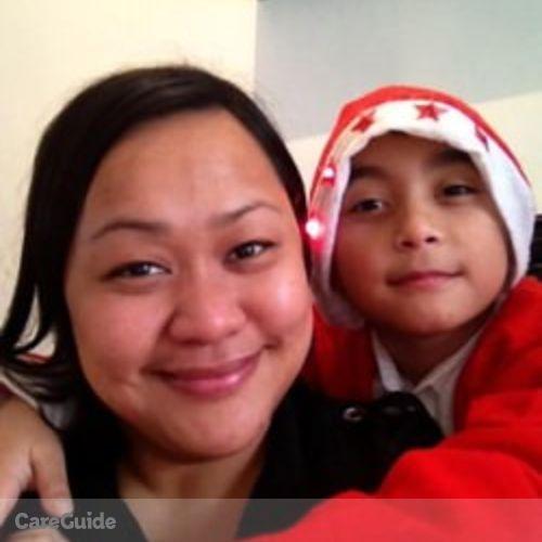 Canadian Nanny Provider Belinda Tiamzon Penales's Profile Picture
