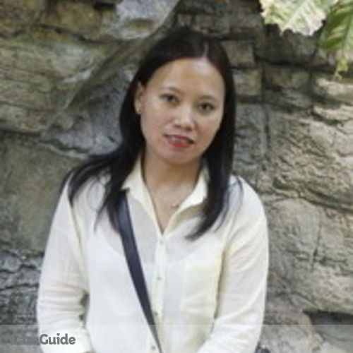 Canadian Nanny Provider Lislyn Banatao's Profile Picture