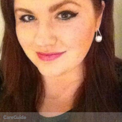 Canadian Nanny Provider Rachelle B's Profile Picture
