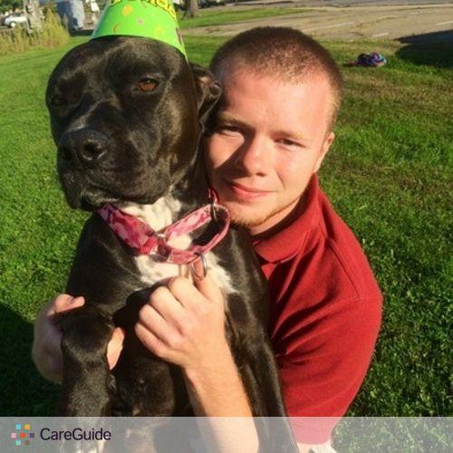 Pet Care Provider Daniel Krawczyk's Profile Picture