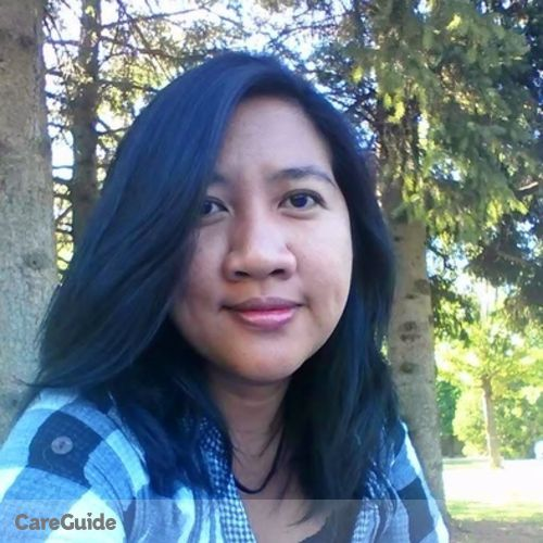 Elder Care Provider Camille Therese A's Profile Picture