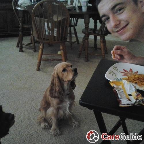 Pet Care Provider Jacob McDaniel's Profile Picture