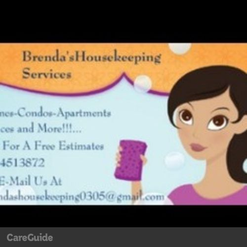 Housekeeper Provider Brenda L's Profile Picture